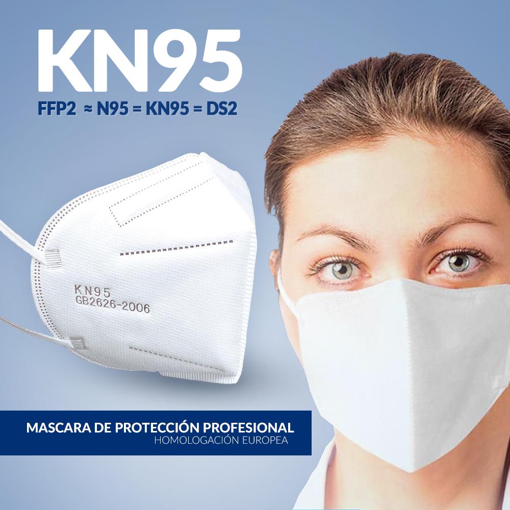 comprar mascarillas Kn 95